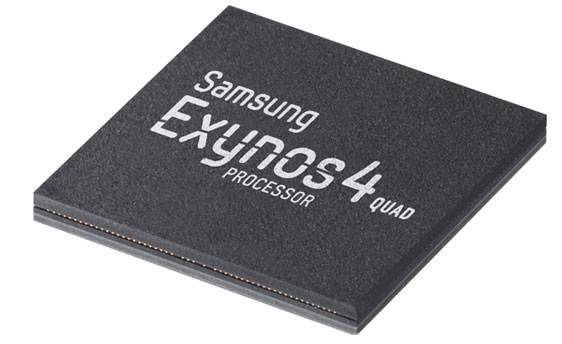Exynos 4 quad-core