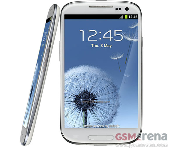Samsung GALAXY Note 2 mock-up