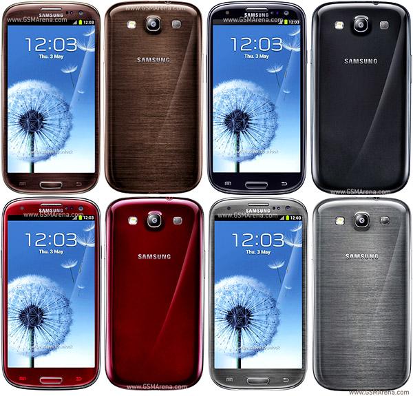 Samsung Galaxy S3 (GALAXY S III)