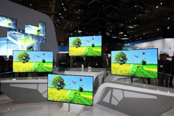 Samsung OLED Displays