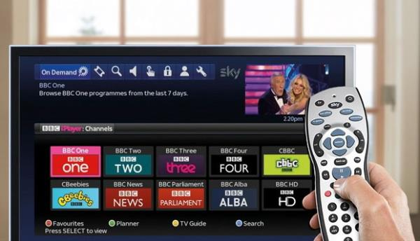 BBC iPlayer for Sky+HD
