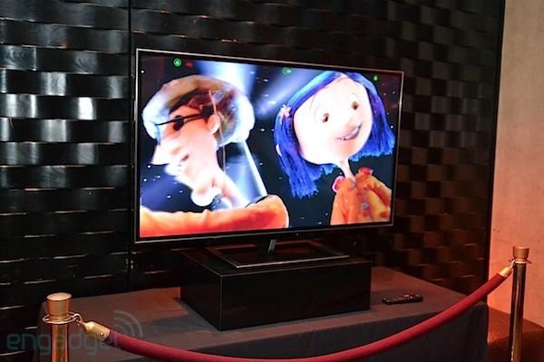 Toshiba 4K glasses-free 3DTV