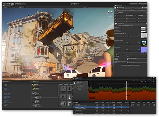 Unity 4.0 Editor