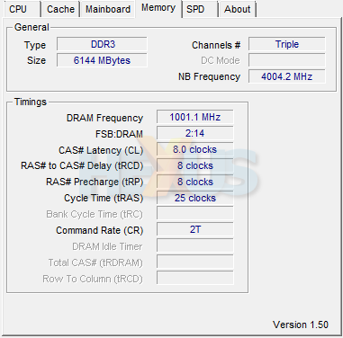 Kingston HyperX T1 DDR3 2,000MHz: we take a first look - RAM