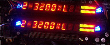 Corsair CMXP512-3200XL display