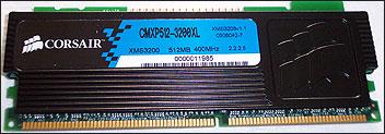 Corsair CMXP512-3200XL
