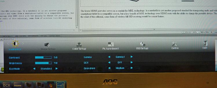 Review: AOC i2757Fm myPlay monitor - Monitors - HEXUS net