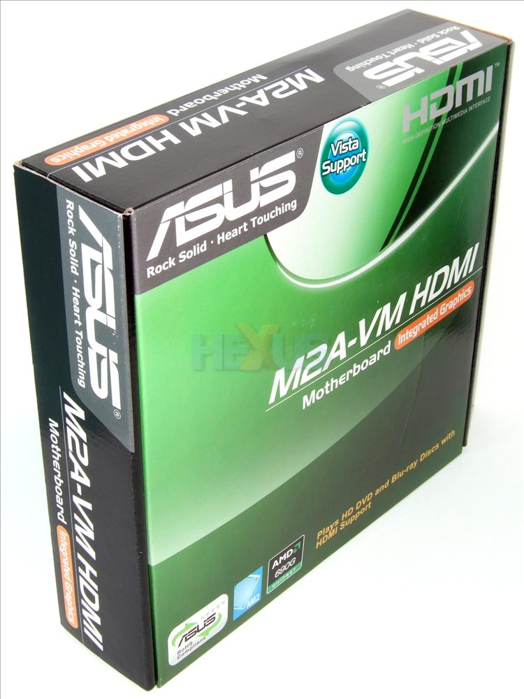 ASUS M2A-VM Drivers