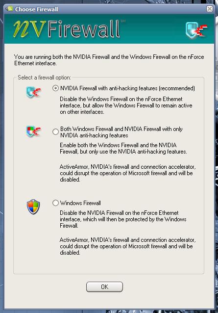 choosing firewall