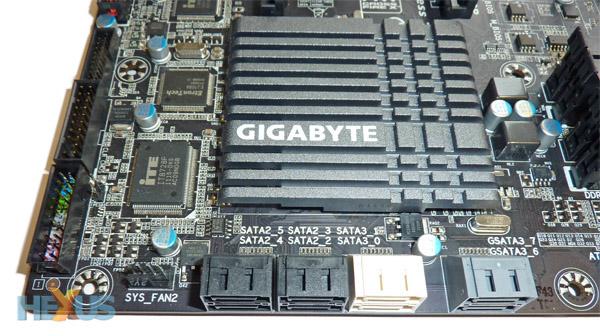 Review: Gigabyte Z68XP-UD3P motherboard - Mainboard - HEXUS net