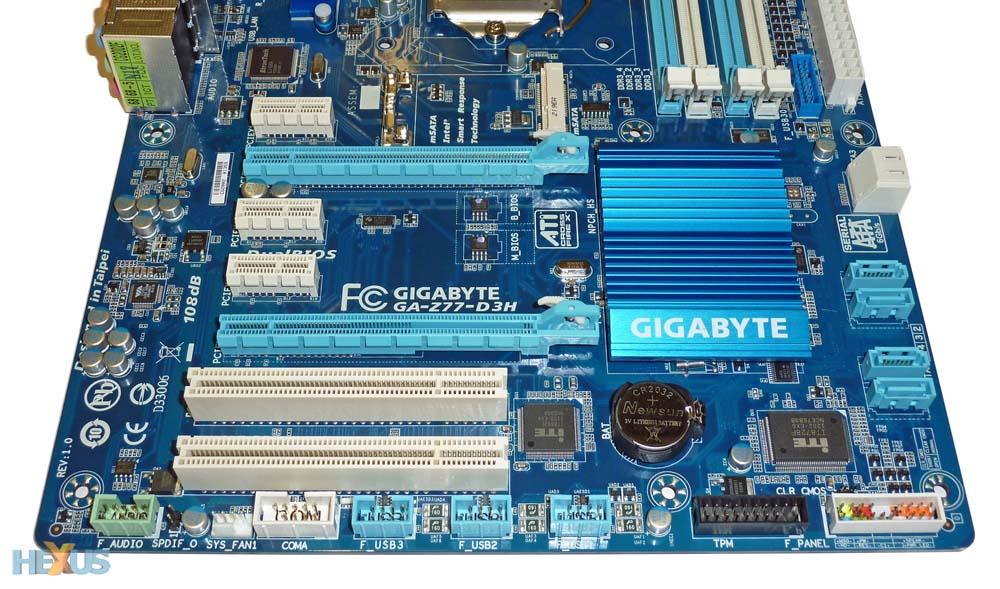 Gigabyte ga-z77x-d3h audio driver.