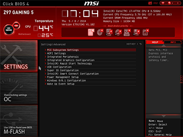 Review: MSI Z97 Gaming 5 - Mainboard - HEXUS net - Page 2