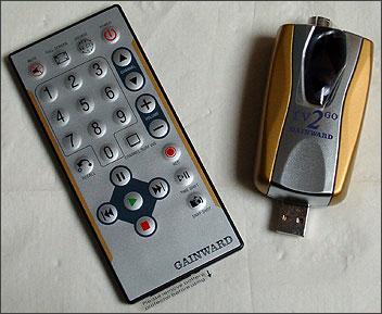 TV2Go Remote