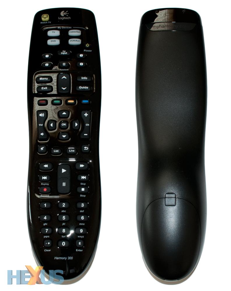 harmony 350 universal remote instructions