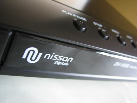 Nissan Technology DV-100B