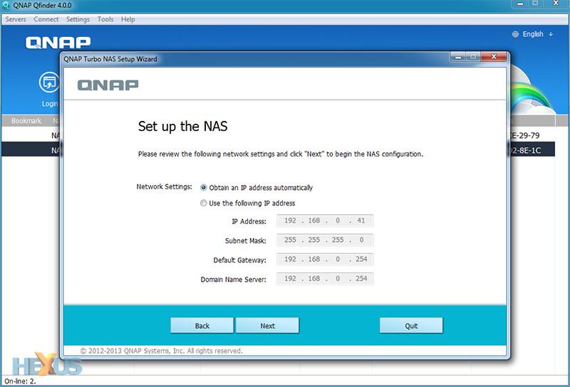 qnap ts 421 user manual