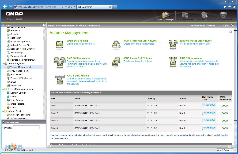 Review: QNAP TS-469 Pro NAS - Storage - HEXUS net