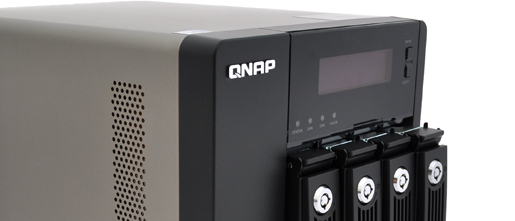 review qnap ts 469 pro nas storage. Black Bedroom Furniture Sets. Home Design Ideas