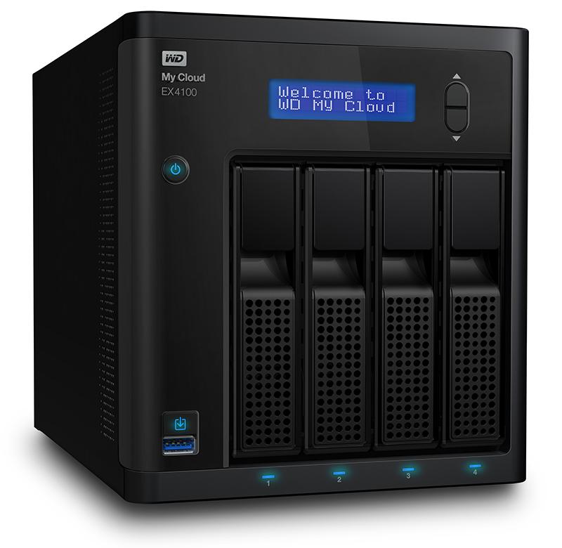 Review: WD My Cloud EX4100 - Storage - HEXUS net