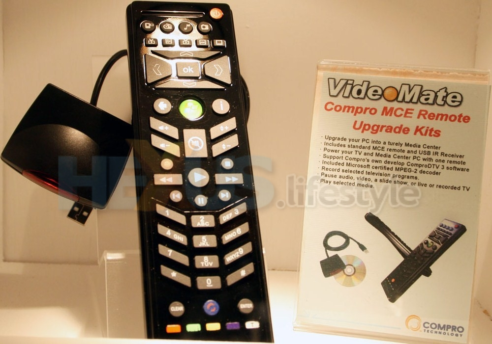 Compro Technology Brings The Ultimate Digital Analog TV And