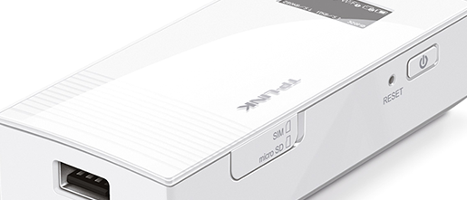 TP-LINK High Speed Wi-Fi Unlocked Modem (3G Wi-Fi Hotspot