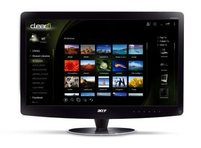Acer unveils Web Surf Station - Monitors - News - HEXUS net