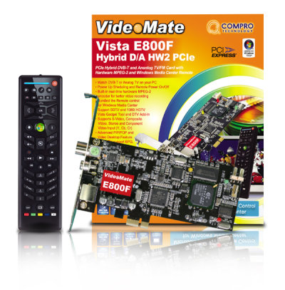 VideoMate E800F