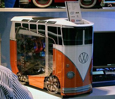 Volkswagen Minibus PC