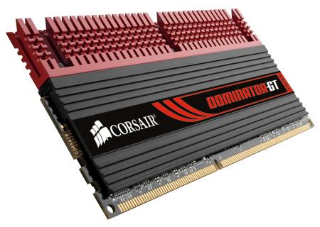 Corsair Dominator GTX is world's fastest Intel XMP-certified memory