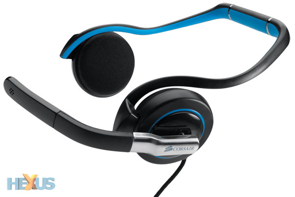 Corsair unveils trio of gaming headsets - Hardware - News