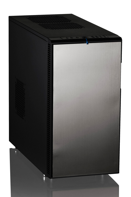 Fractal design launches define r4 chassis chassis news for Define minimalist