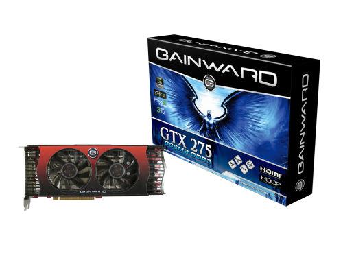 Gainward GTX275 896MB