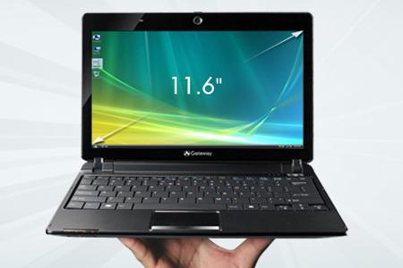 gateway launches amd athlon powered lt series netbook laptop rh hexus net Gateway Laptop Manual Gateway NEW95 Drivers
