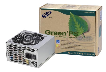 GREEN PS