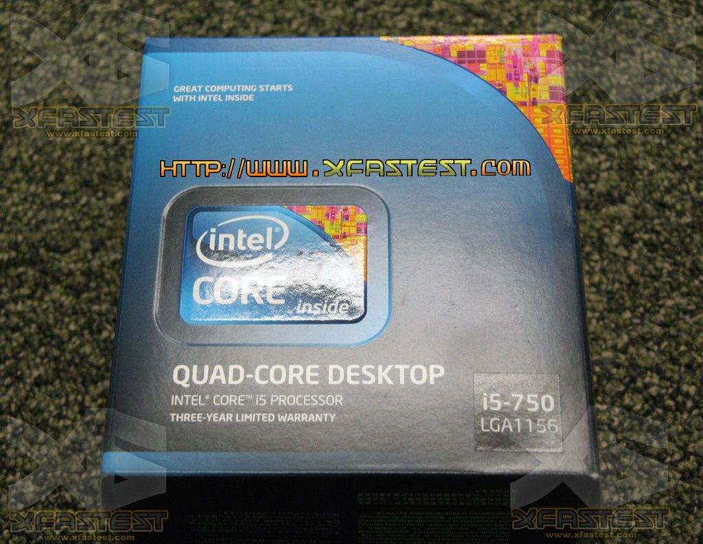 intel 39 s core i5 750 processor pictured and benchmarked cpu news. Black Bedroom Furniture Sets. Home Design Ideas