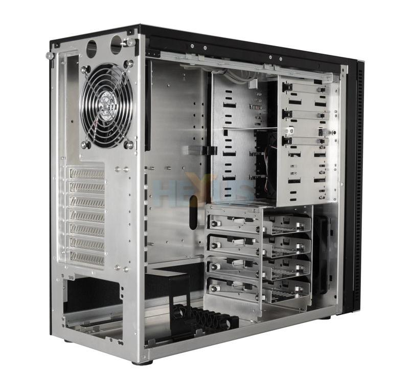 Lian Li Launches Sleek Pc B10 Mid Tower Chassis Chassis