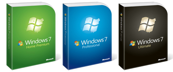 windows 7 home premium software package