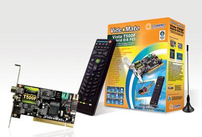 VideoMate Vista T500F