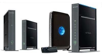 Netgear's Wireless N Range