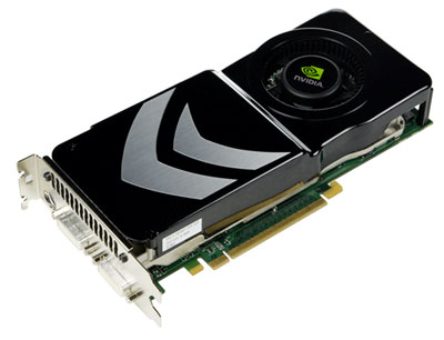 NVIDIA GeForce 8800 GTS 512MB