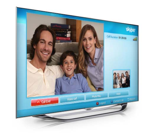 Samsung Smart TV voice control provided by Nuance - Audio