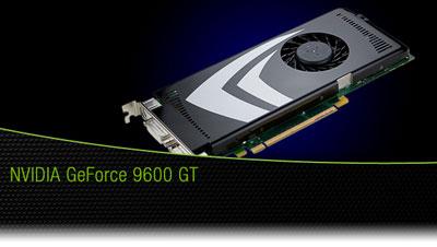 NVIDIA 9600GT