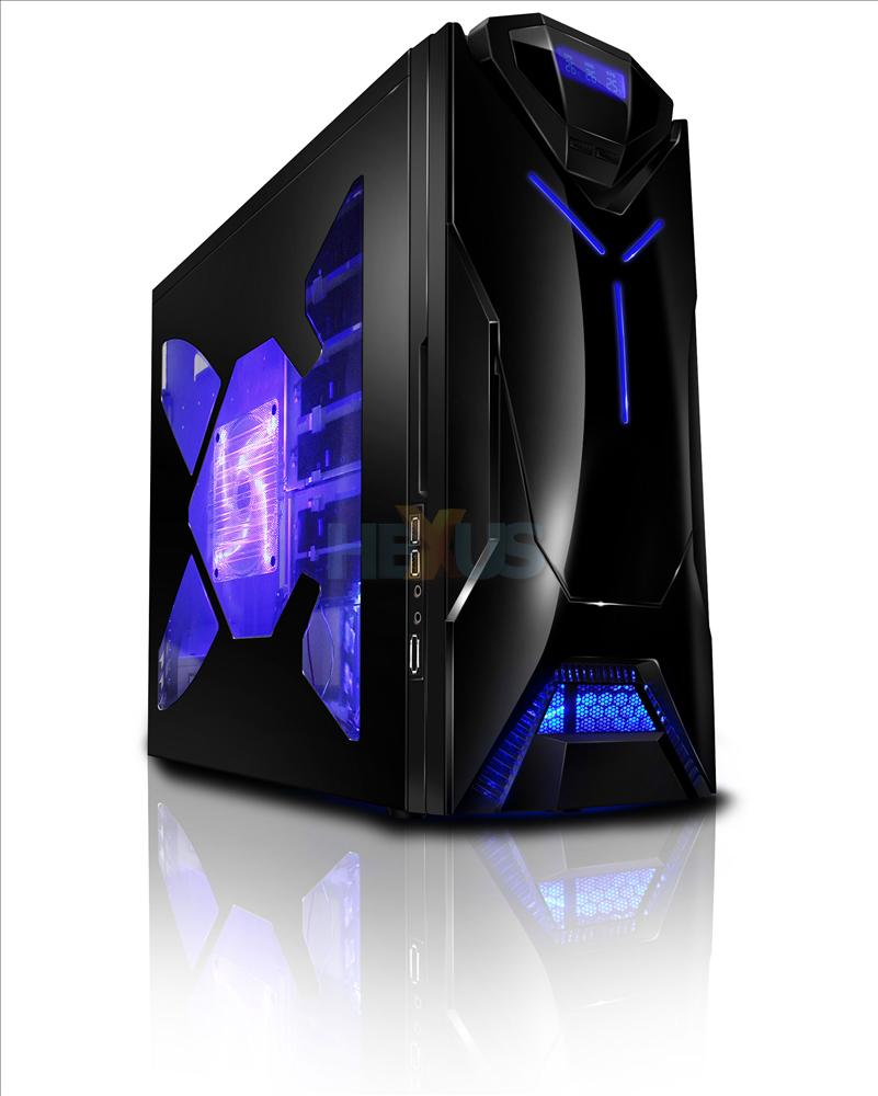 separation shoes 5a1ce e6e32 NZXT continues low-cost chassis assault with Guardian 921 - Chassis ...