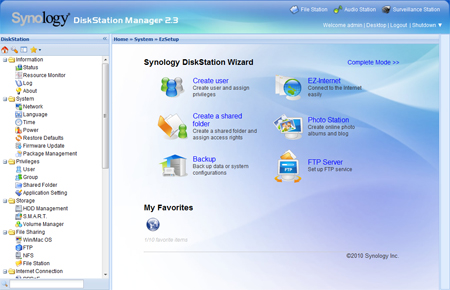 synology ds209j firmware