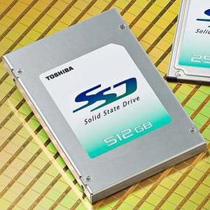 Toshiba's 512GB SSD: capacious