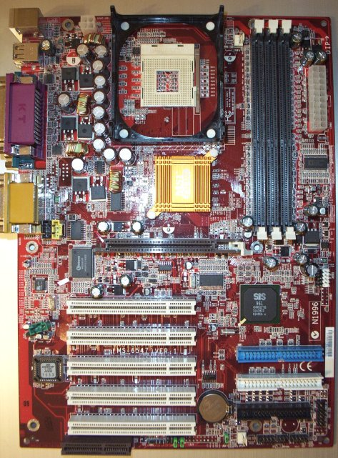 review msi sis 645 ultra mainboard hexus net rh hexus net MSI N1996 Manual PDF MSI N1996 AMD