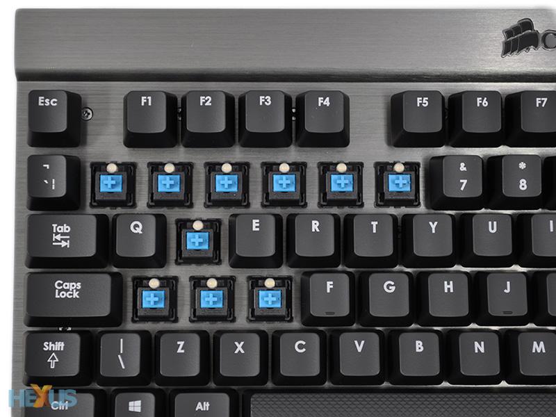 corsair vengeance k70 replacement keys