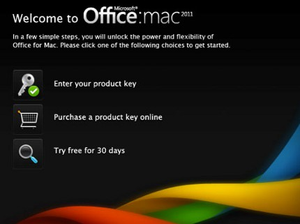 download microsoft office with product key mac