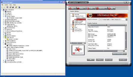Driver/Device Manager screenshot