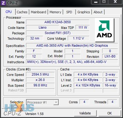 Amd A6 3650 Apu Review Best Chip Under 100 Cpu Hexus Net Page 2